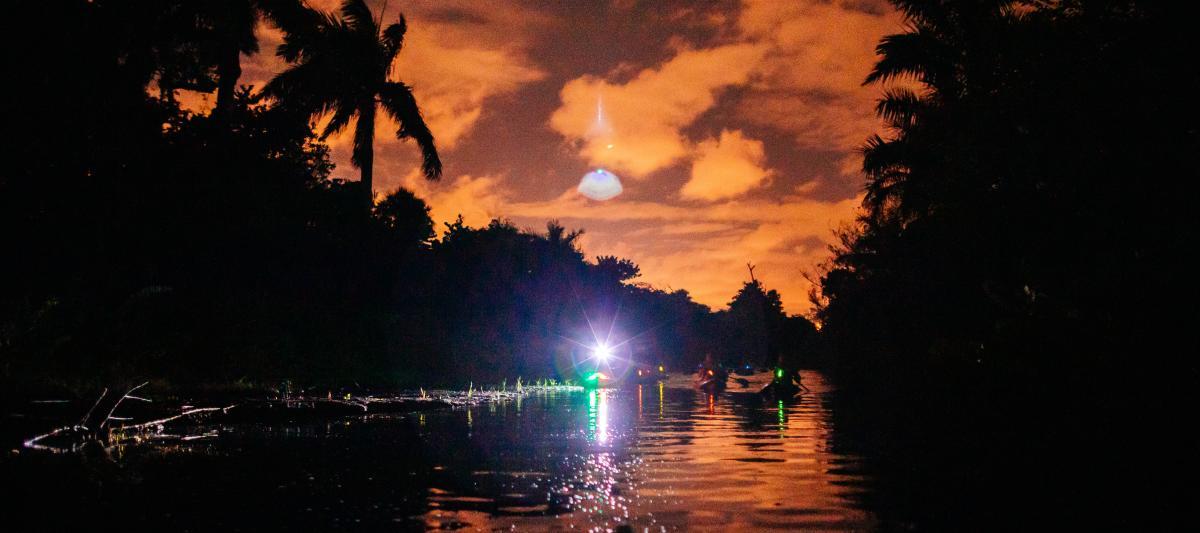 Full Moon Kayak