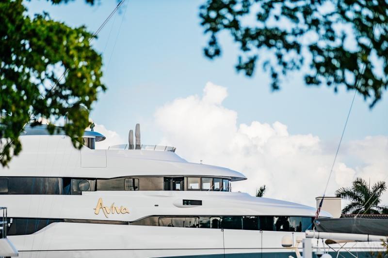 Superyacht Aviva