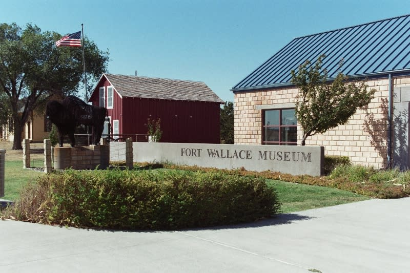 Fort Wallace Museum - Kansas