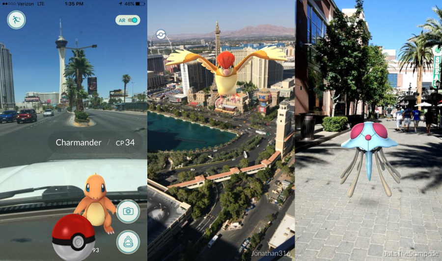 Your Ultimate Guide For Catching Pokémon in Vegas