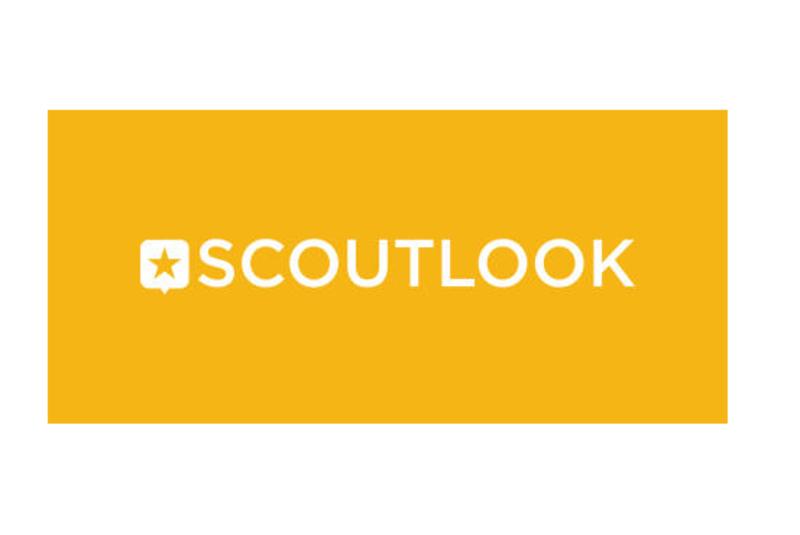 Scoutlook Logo-Yellow Reverse