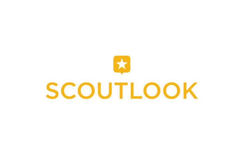 Scoutlook Logo-Yellow Vertical