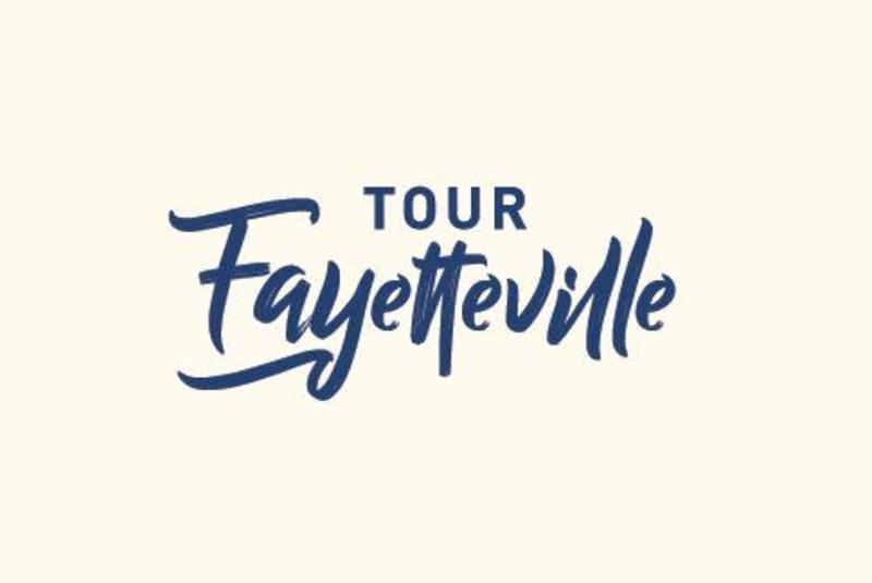 Tour Fay Blue Text