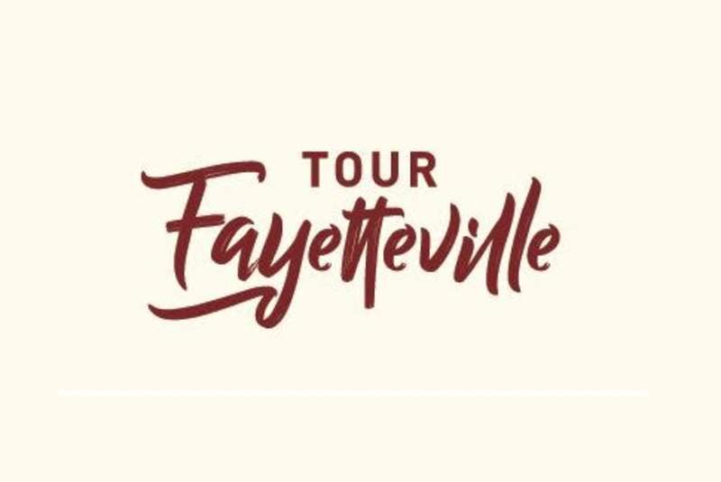 Tour Fay Red Text