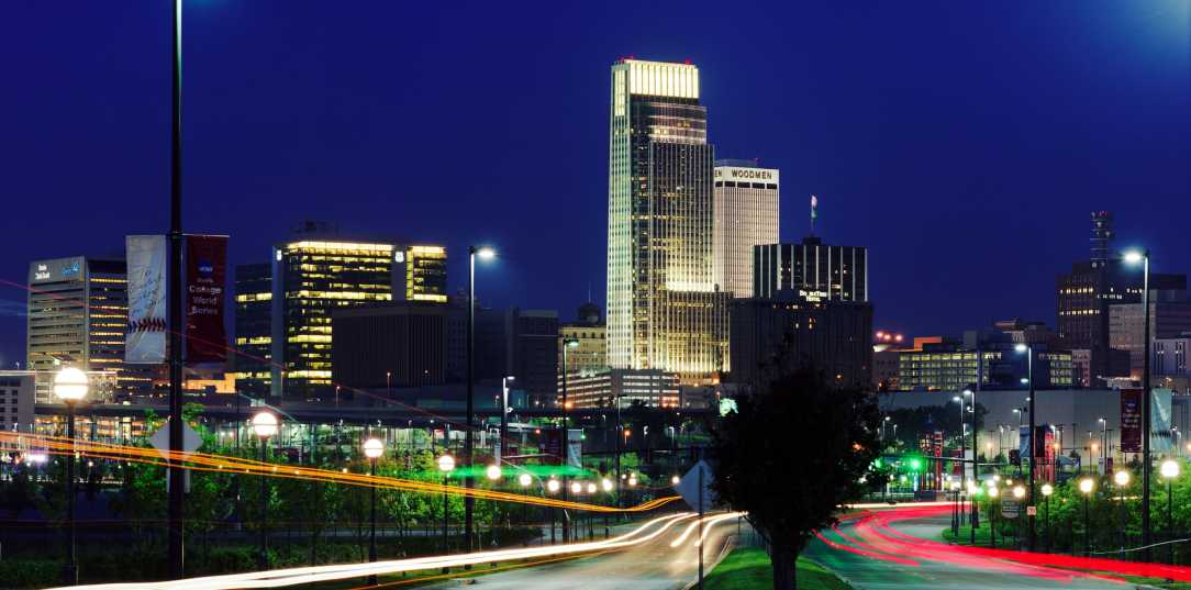 Downtown Omaha
