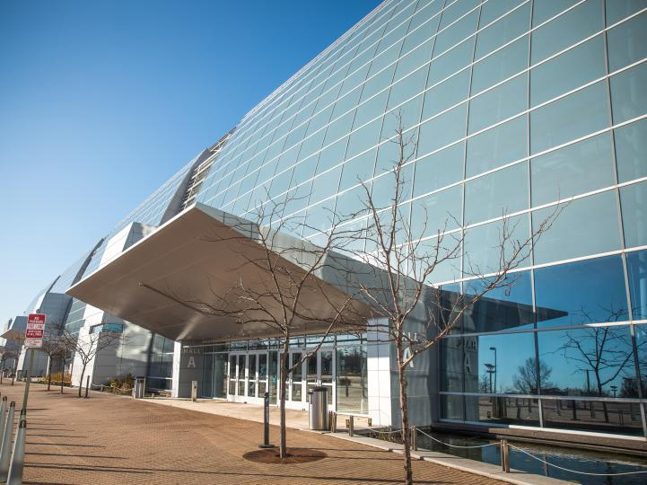 Meetings Conventions Facilities Virginia Beach Convention Center Vbcc Exterior