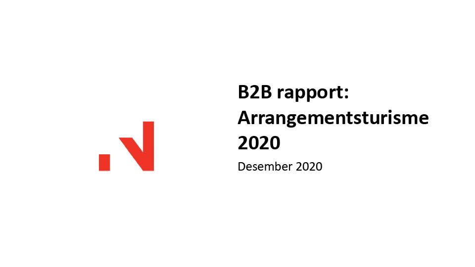 B2B Rapport 2020 Arrangement