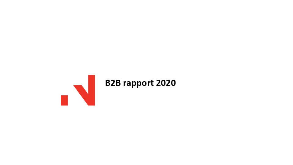 B2B Rapport 2020 Fritidssegmentet