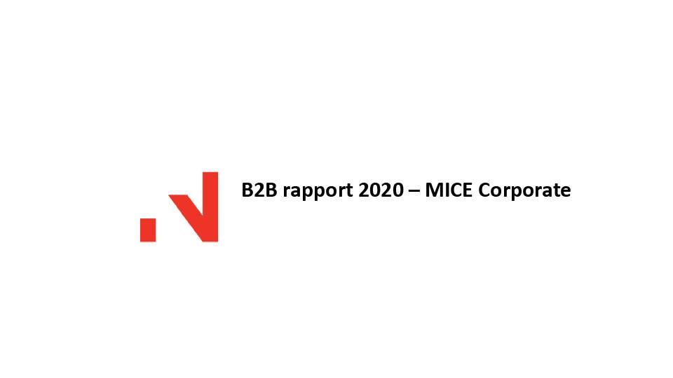 B2B Rapport 2020 MICE
