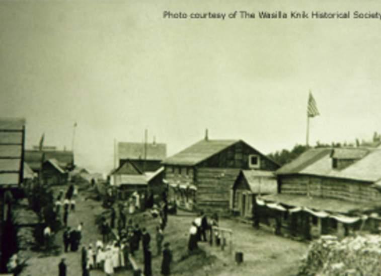 Poolhall Old Knik