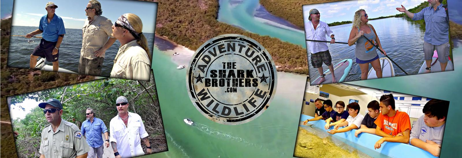 Adventure & Wildlife hosted by the Shark Brothers