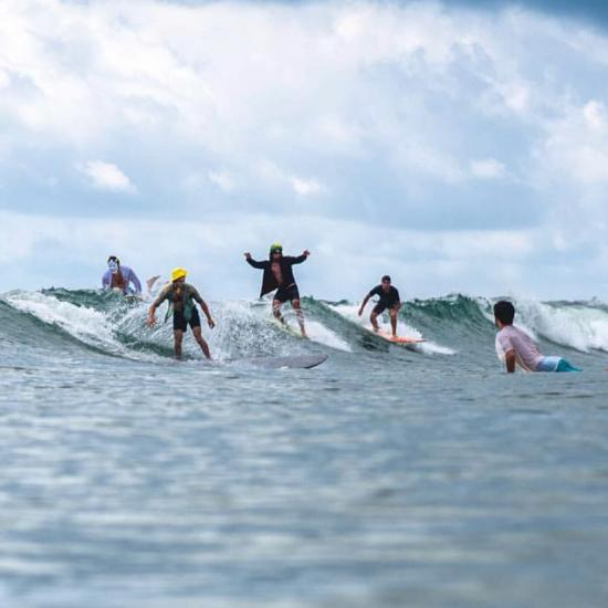 This Wild Event Started Seven Years Ago As A Semi Formal Single Fin Surf Contest Where The Winner Would Win