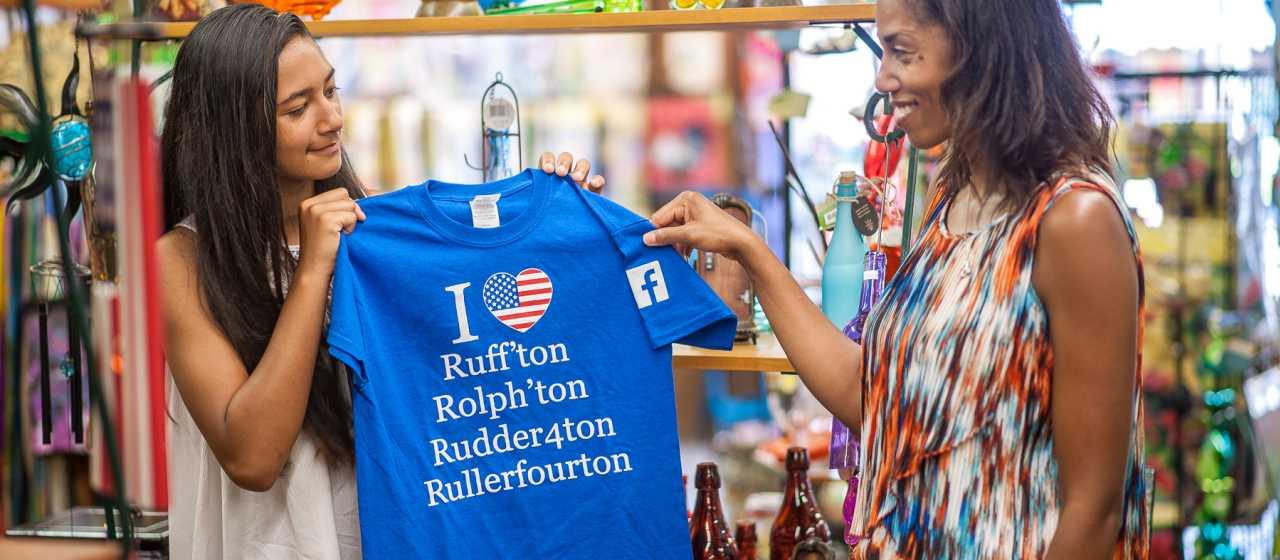 I love Rutherfordton, NC}