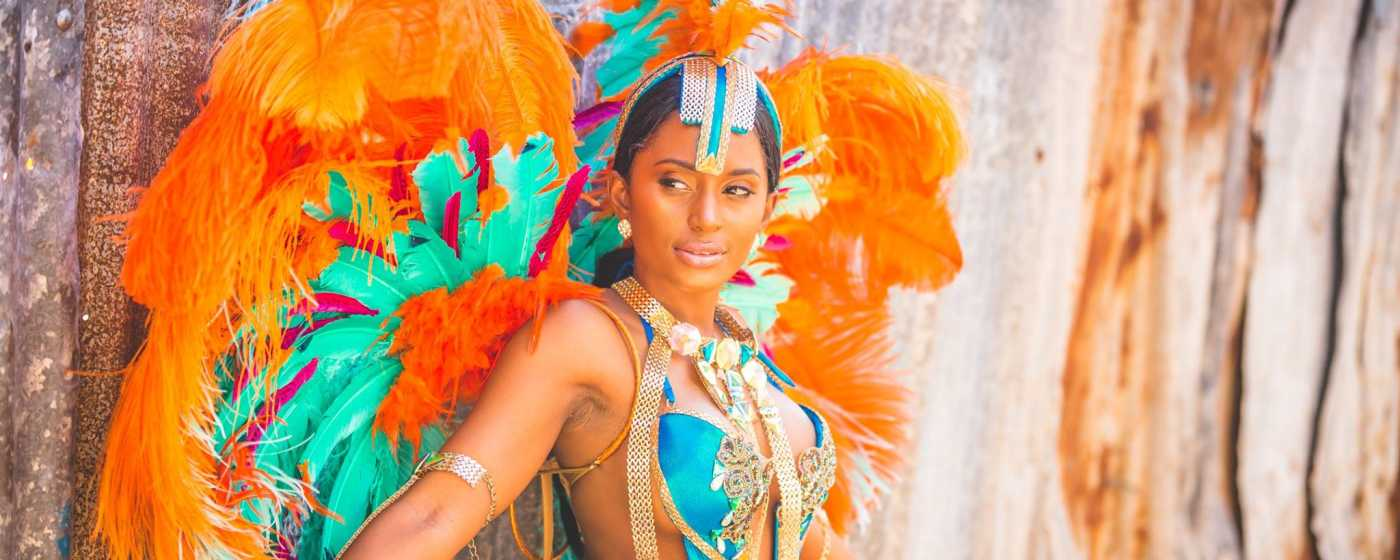 Bacchanal Frenchmen 2018 costumes carnival
