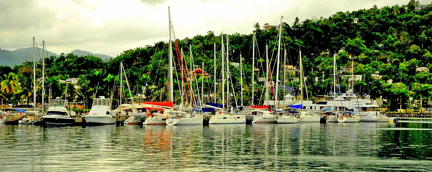 Errol Flynn Marina yachts