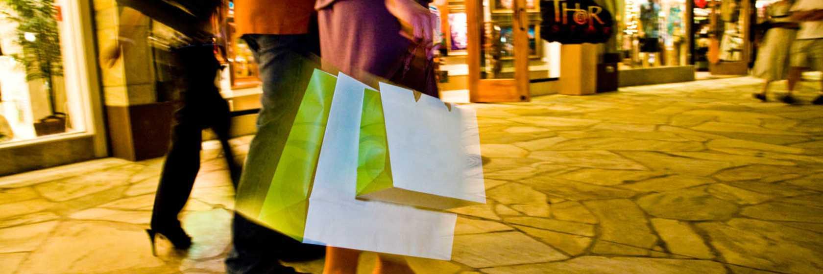 Waikiki Shopping