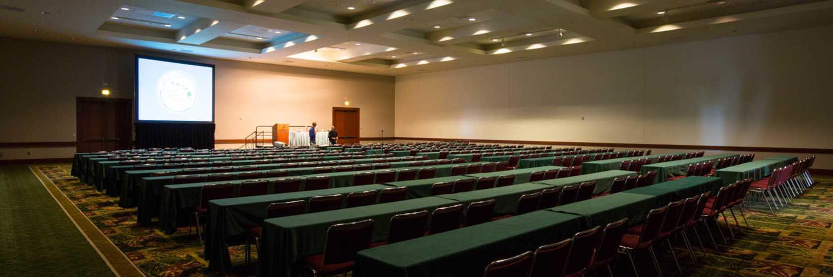 HCC - Empty Room Setup