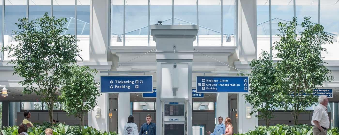 Columbia Metropolitan Airport