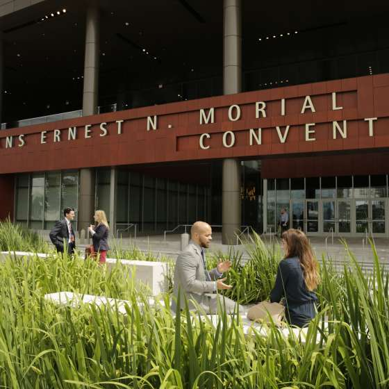 Convention Center by Chris Granger
