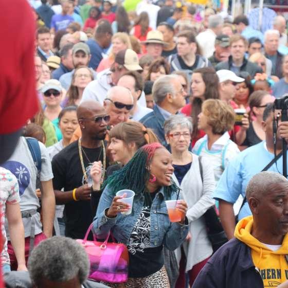 Freret Street Festival