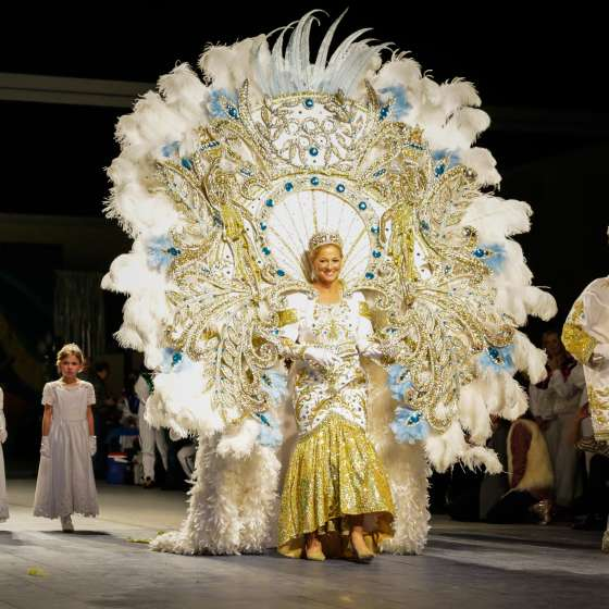 Krewe of Eve Ball