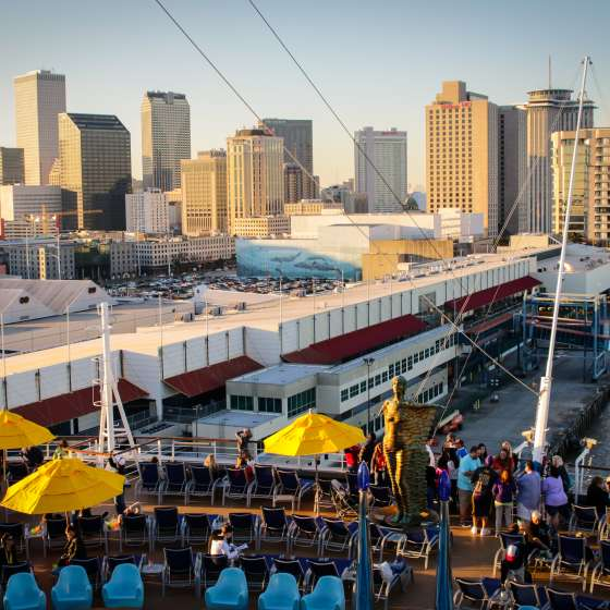 Cruise from New Orleans