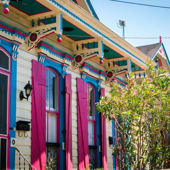 Bywater Houses and Street Scene