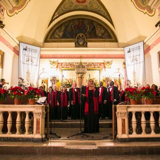 St. Augustine Church Christmas Concert
