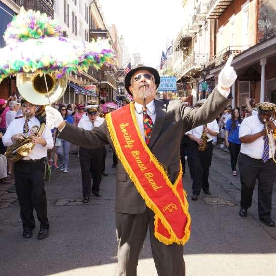 Society Brass Band