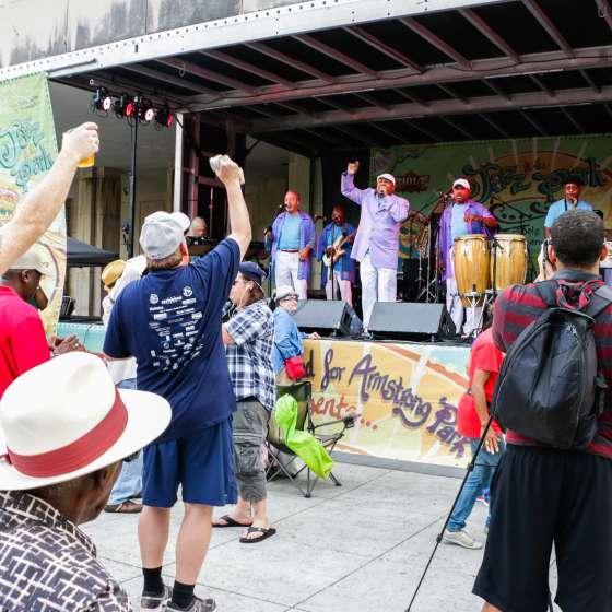 Jazz in the Park Festival