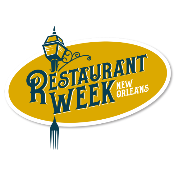 Restaurant Week New Orleans Logo