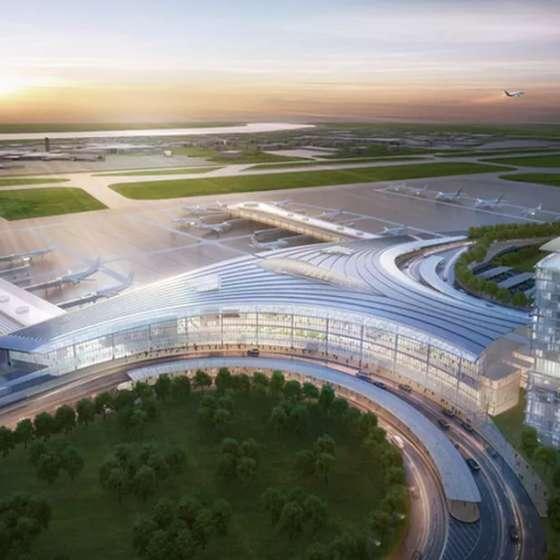 Louis Armstrong International Airport Tricentennial Expansion