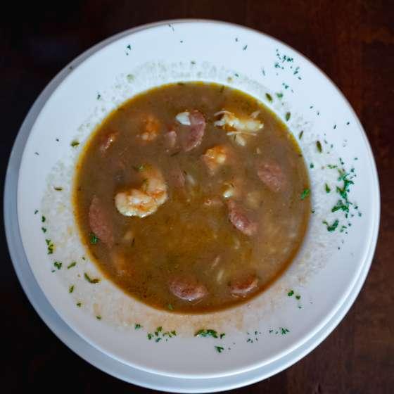 Gumbo - Neyow's Creole Cafe