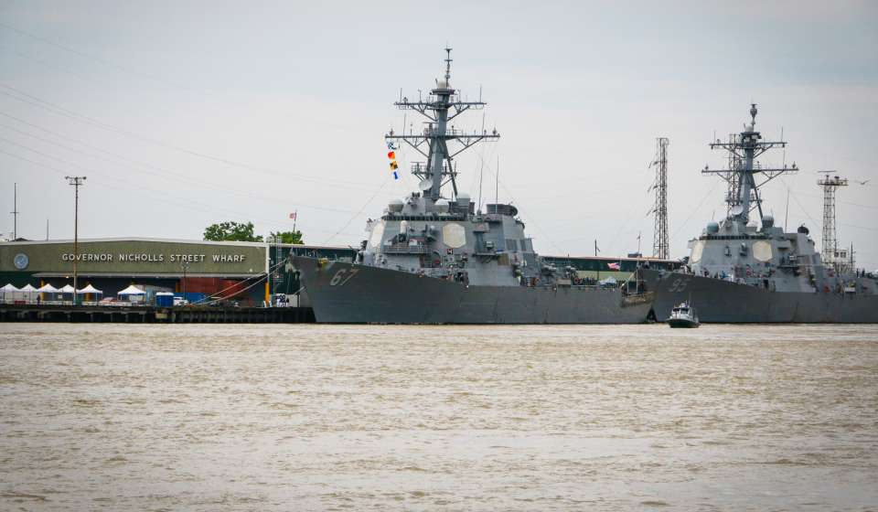 NOLA Navy Week 2015