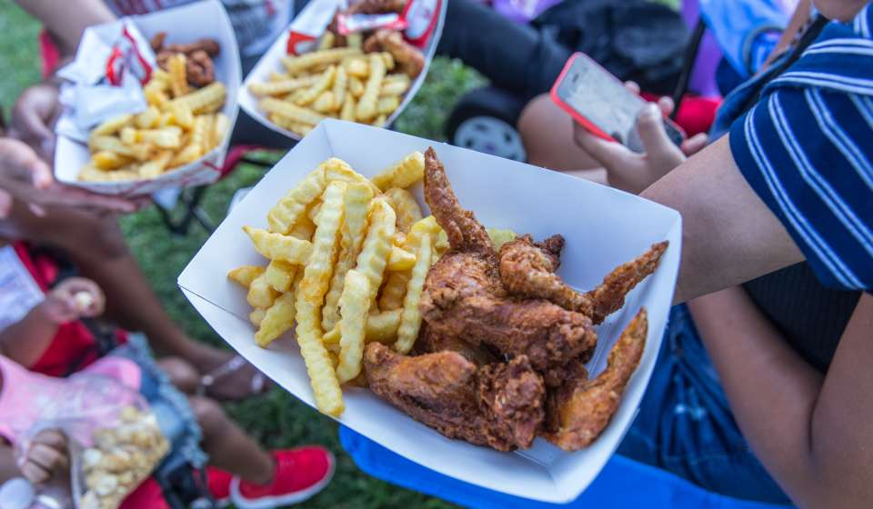 Fried Chicken Festival
