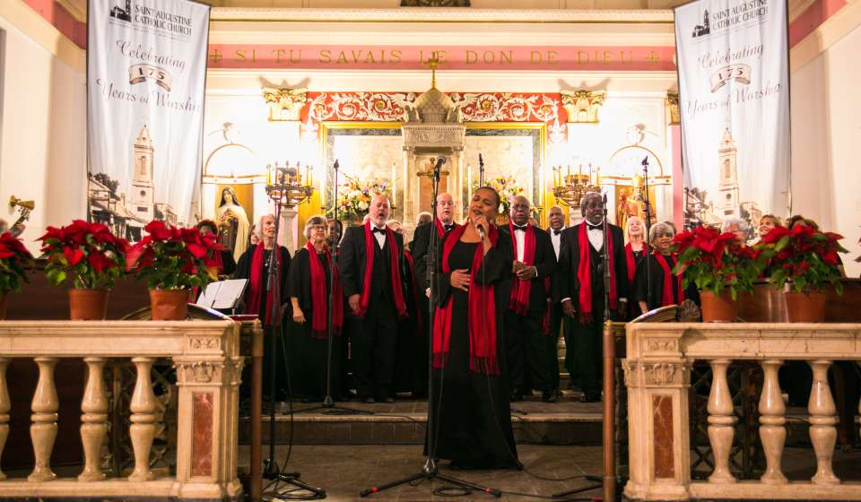 Holiday Concert at St. Augustine Church