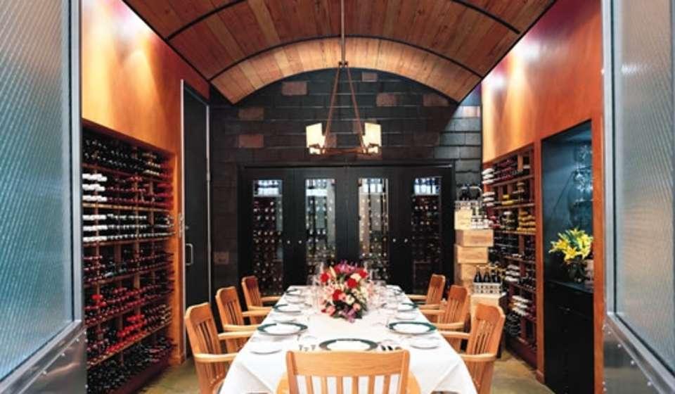 Emeril's Delmonico Wine Room