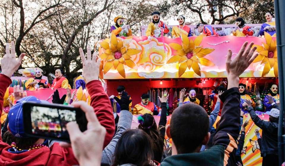 Endymion - New Orleans Mardi Gras