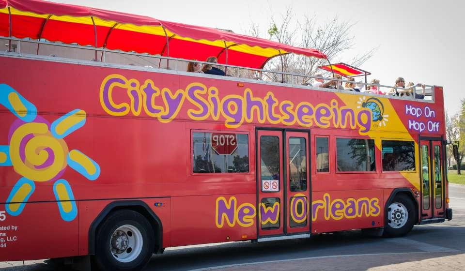 Best New Orleans Bus Tours