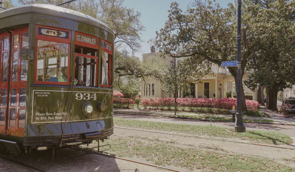 Hotels On St Charles New Orleans
