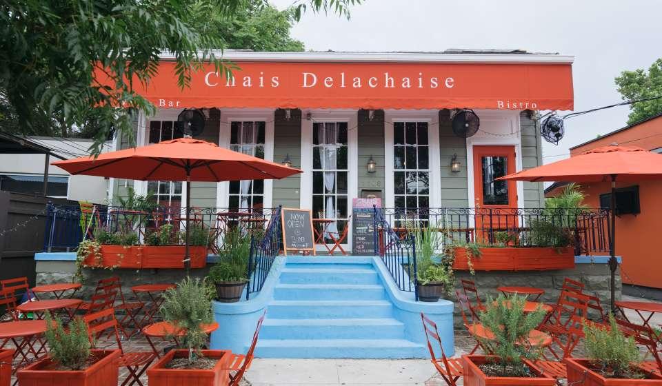 Chais Delachaise - Maple Street