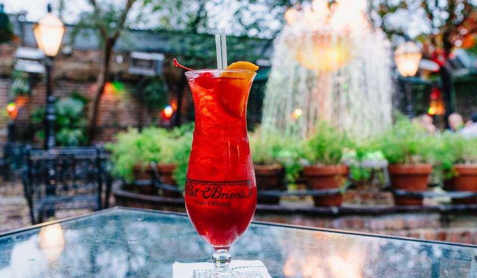 Hurricane - Pat O'Brien's Bar
