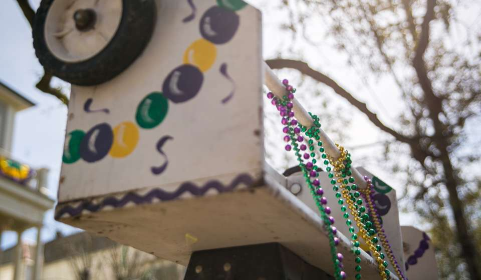 Family Mardi Gras- Krewe of Femme Fatale