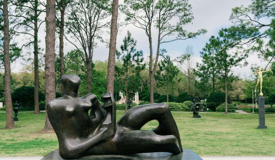 Besthoff Sculpture Garden - New Orleans Museum of Art - New Orleans City Park
