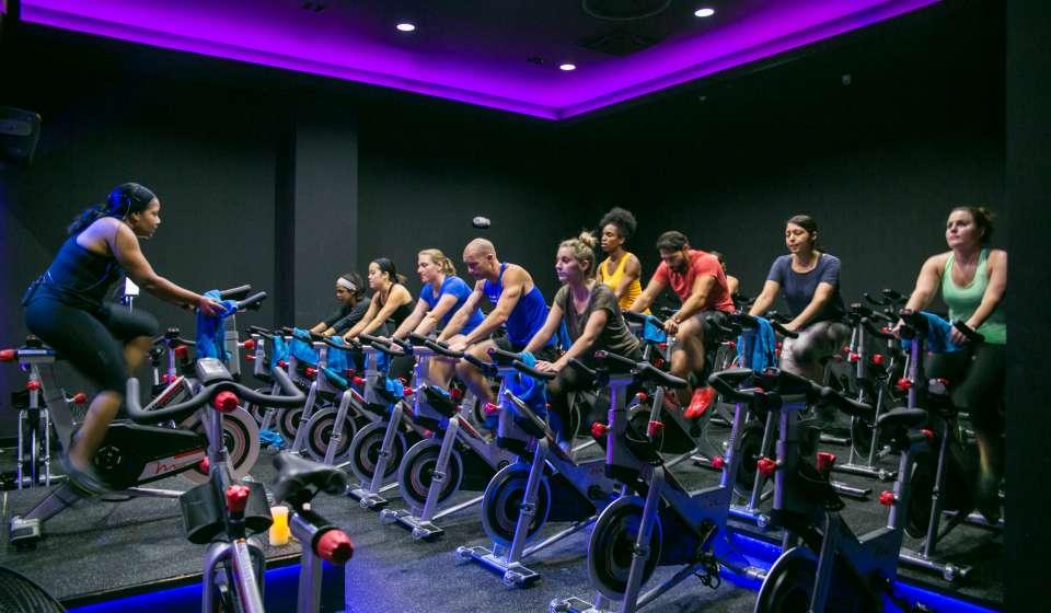 Higher Power- Fitness Class