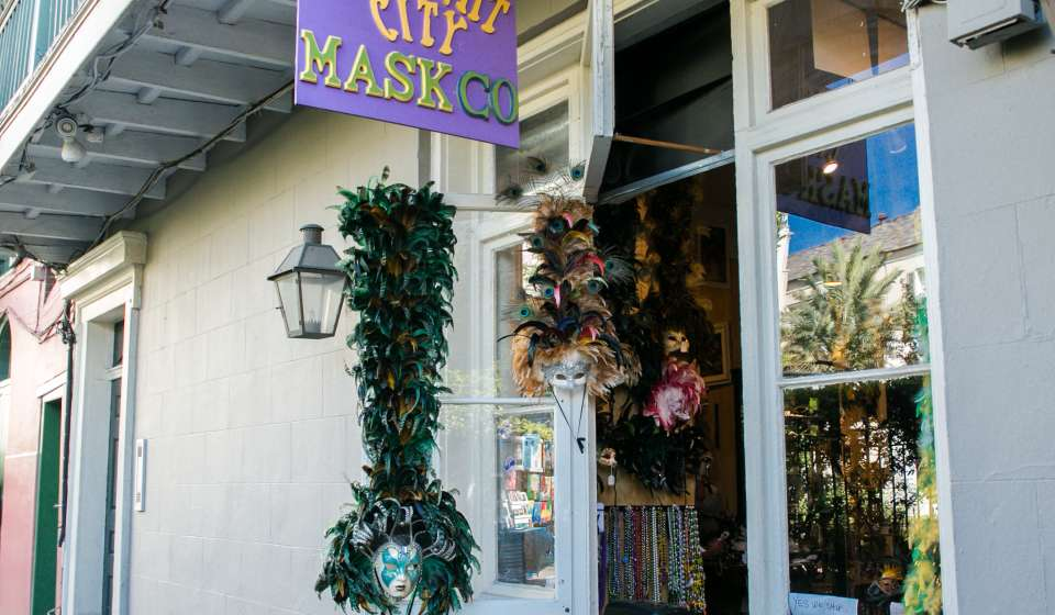 Crescent City Mask Co.