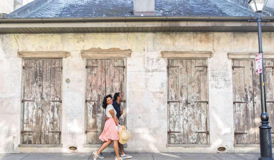 French Quarter- Romantic