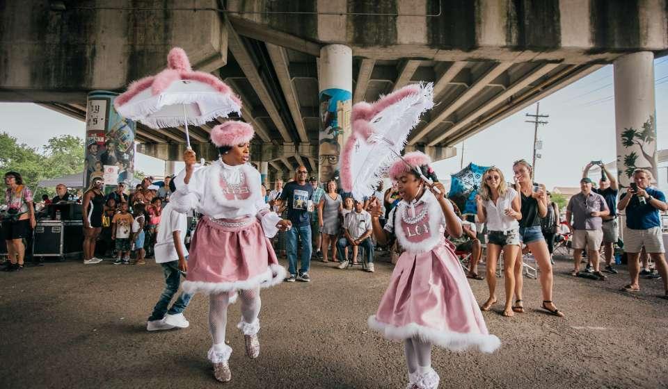 Treme 7th Ward Arts & Culture Festival
