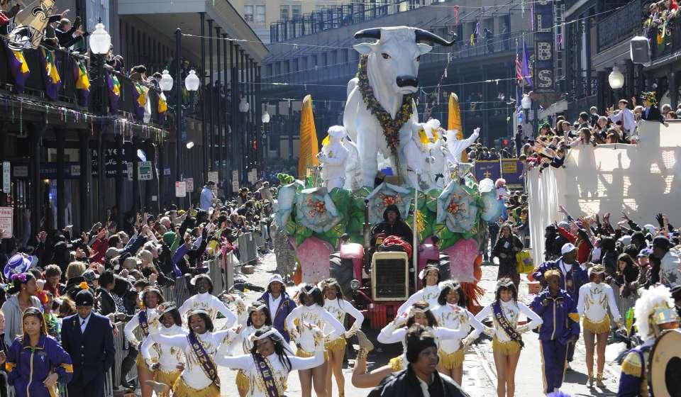 Rex - Mardi Gras Day, New Orleans