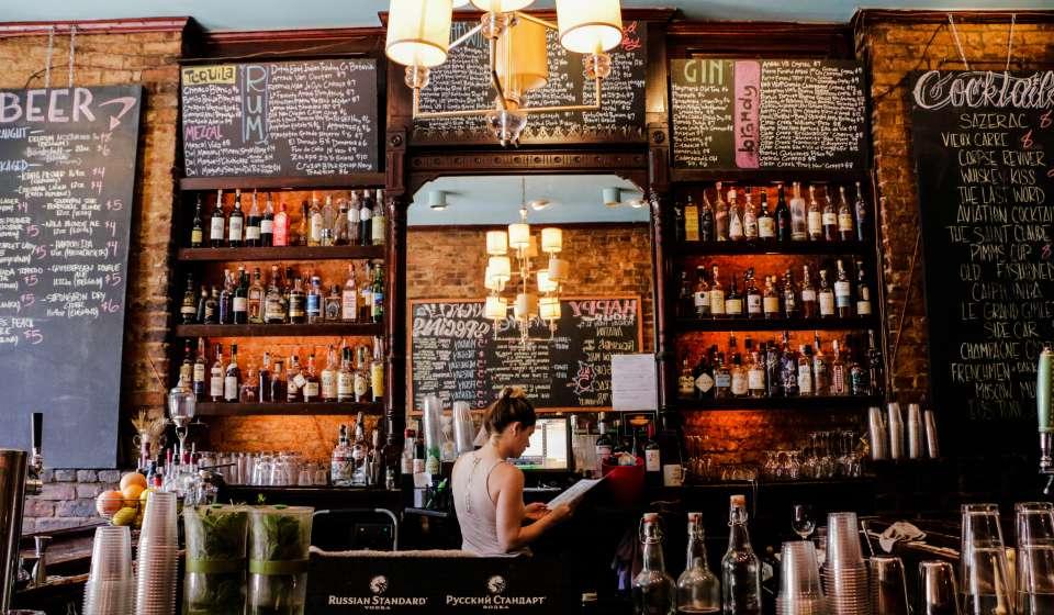 Bar Tonique - New Orleans